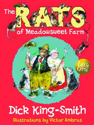 Cover for The Rats of Meadowsweet Farm by Dick King-Smith