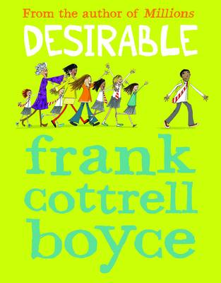 Book Cover for Desirable by Frank Cottrell Boyce