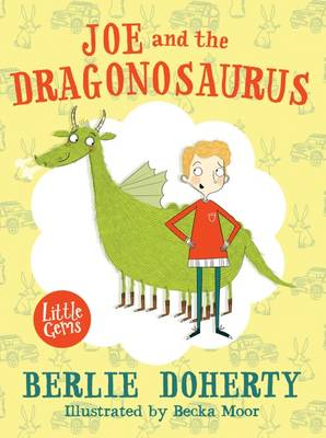 Cover for Joe and the Dragonosaurus by Berlie Doherty