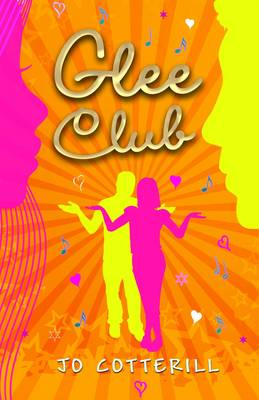 Cover for Glee Club by Jo Cotterill