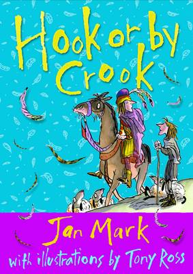 Cover for By Hook or by Crook by Jan Mark