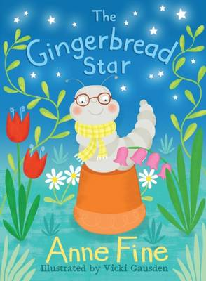 Book Cover for The Gingerbread Star by Anne Fine