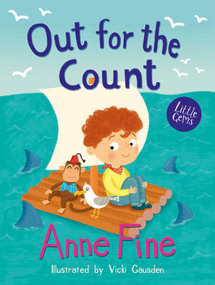 Cover for Out for the Count by Anne Fine