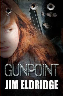 Cover for Gunpoint by Jim Eldridge