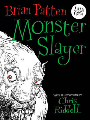 Book Cover for Monster Slayer by Brian Patten