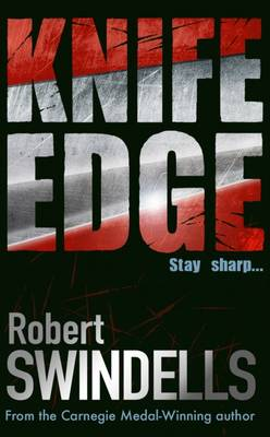 Cover for Knife Edge by Robert Swindells