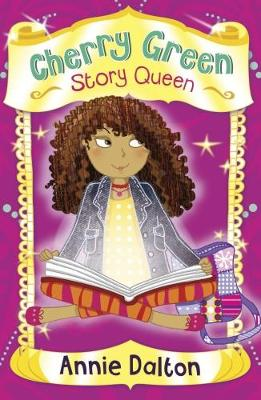 Cover for Cherry Green Story Queen (4u2read) by Annie Dalton