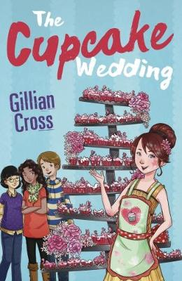 Cover for The Cupcake Wedding (4u2read) by Gillian Cross