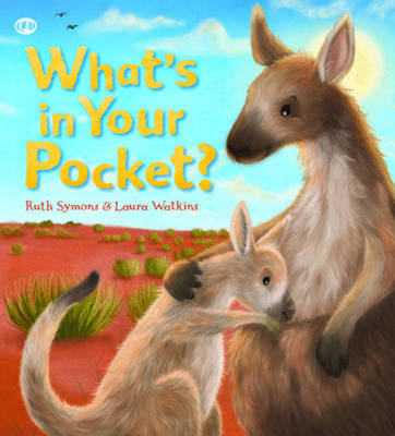 Cover for What's in Your Pocket by Ruth Symons