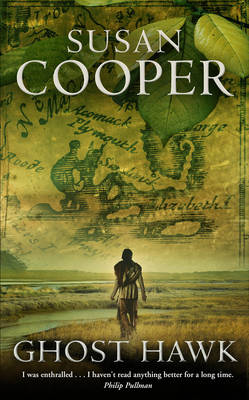 Cover for Ghost Hawk by Susan Cooper