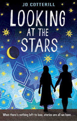 Cover for Looking at the Stars by Jo Cotterill