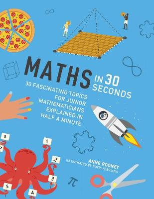 Book Cover for Maths in 30 Seconds by Anne Rooney