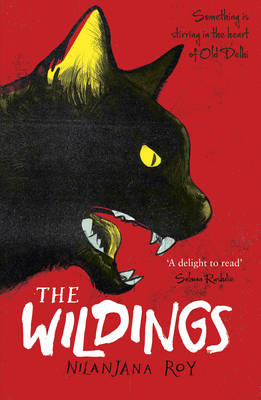 Cover for The Wildings by Nilanjana Roy