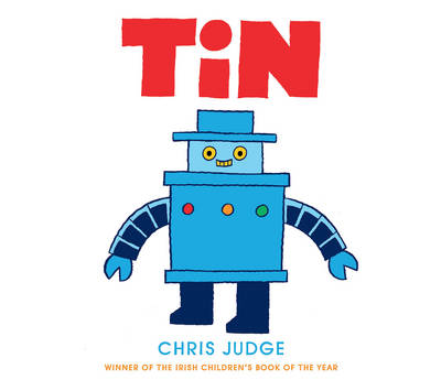 Cover for TiN by Chris Judge