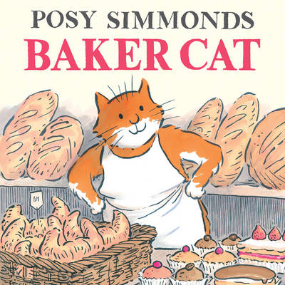 Cover for Baker Cat by Posy Simmonds