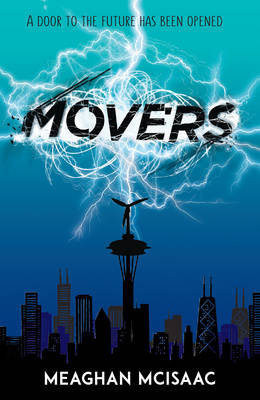 Cover for Movers by Meaghan McIsaac