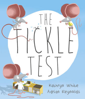 Cover for The Tickle Test by Kathryn White