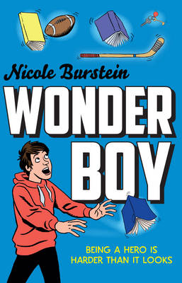 Cover for Wonderboy by Nicole Burstein