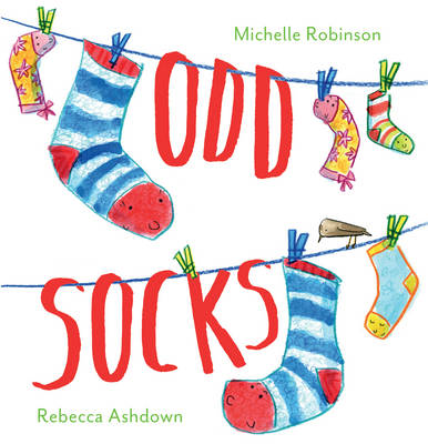 Cover for Odd Socks by Michelle Robinson