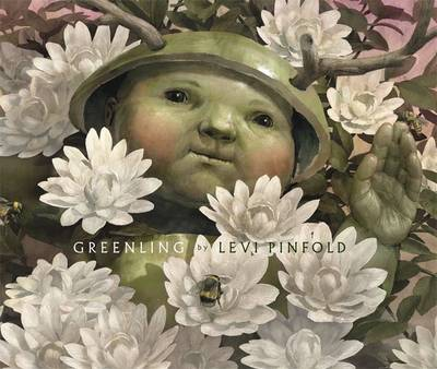 Cover for Greenling by Levi Pinfold