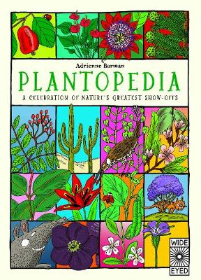 Cover for Plantopedia by Adrienne Barman