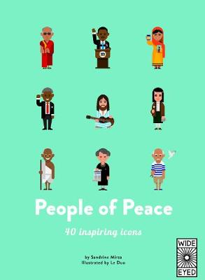 People of Peace Meet 40 amazing activists