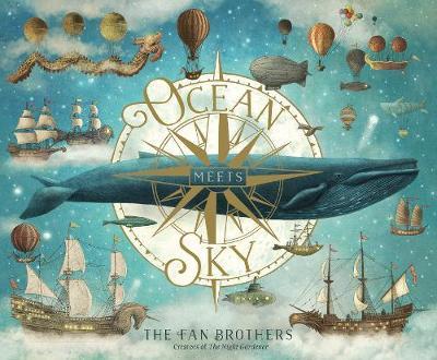 Cover for Ocean Meets Sky by Terry Fan, Eric Fan
