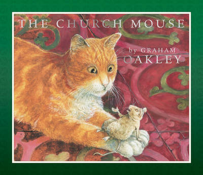 Cover for The Church Mouse by Graham Oakley