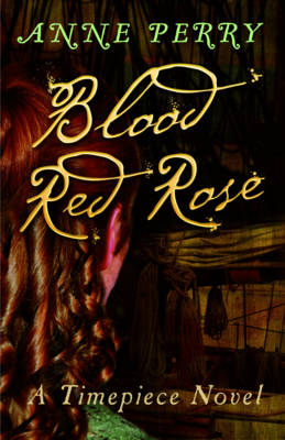 Cover for Blood Red Rose by Anne Perry