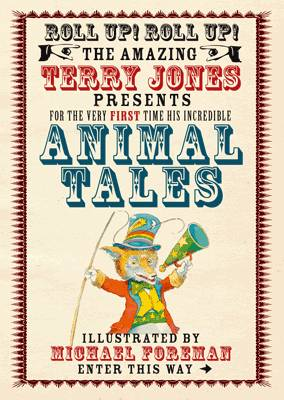 Cover for Animal Tales (The Fantastic World of Terry Jones) by Terry Jones
