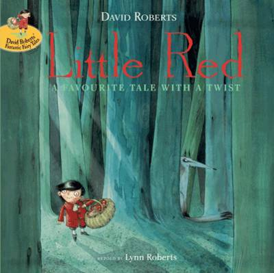 Cover for Little Red by Lynn Roberts