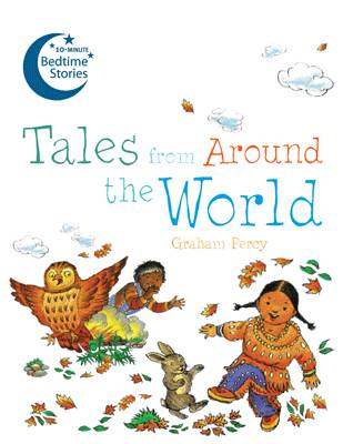 Cover for Tales from Around the World by Graham Percy