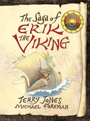 Cover for The Saga of Erik the Viking by Terry Jones