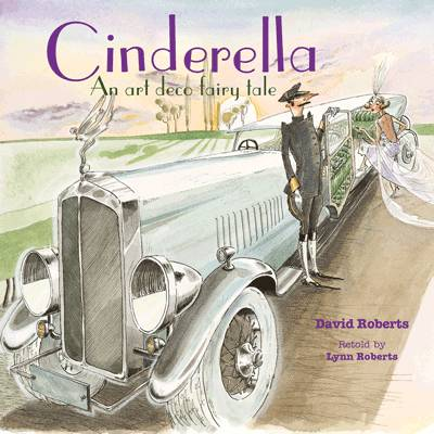 Cover for Cinderella by Lynn Roberts