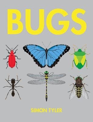 Cover for Bugs by Simon Tyler