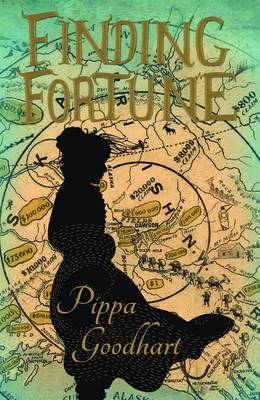 Cover for Finding Fortune by Pippa Goodhart