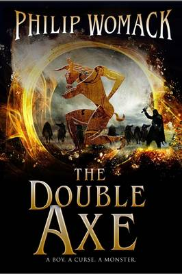 Cover for The Double Axe by Philip Womack