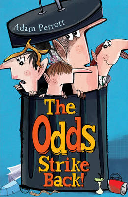 Cover for The Odds Strike Back by Adam Perrott