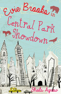 Cover for Central Park Showdown by Sheila Agnew