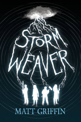 Cover for Storm Weaver by Matt Griffin