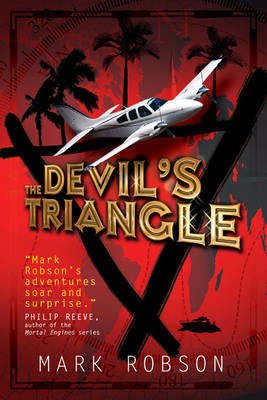 Cover for The Devil's Triangle by Mark Robson