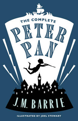 Cover for The Complete Peter Pan by J.M. Barrie