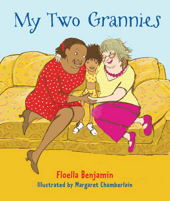 Cover for My Two Grannies by Floella Benjamin