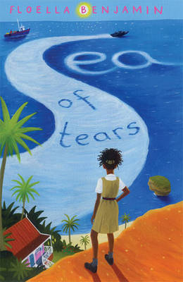 Cover for Sea of Tears by Floella Benjamin