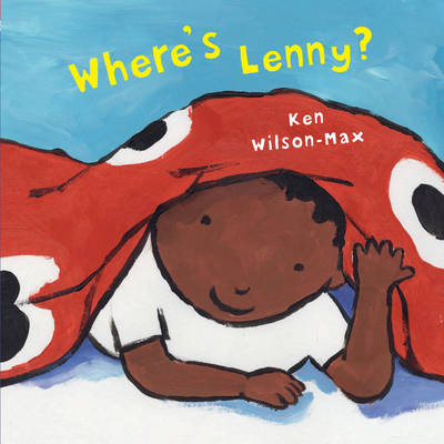 Cover for Where's Lenny? by Ken Wilson-Max