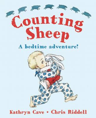 Cover for Counting Sheep by Kathryn Cave