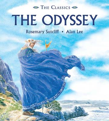 Cover for The Odyssey by Rosemary Sutcliff