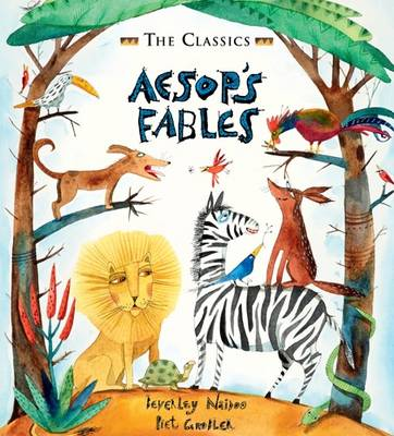 Cover for Aesop's Fables by Beverley Naidoo