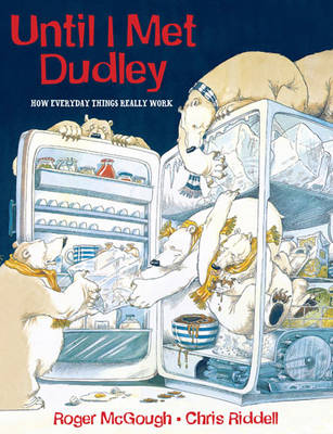 Cover for Until I Met Dudley by Roger Mcgough
