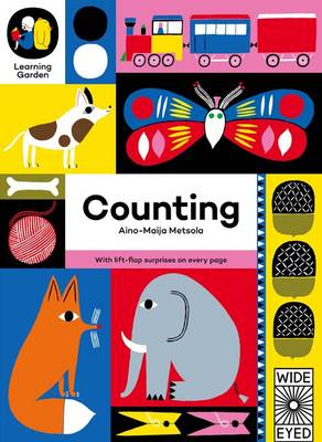 Cover for Counting by Aino-Maija Metsola